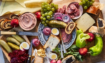The Low-Key Brilliance of the Hungarian Snacking Tray