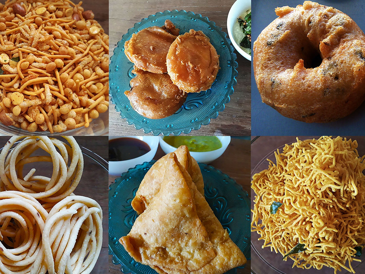 12 Essential South Indian Savory Snacks