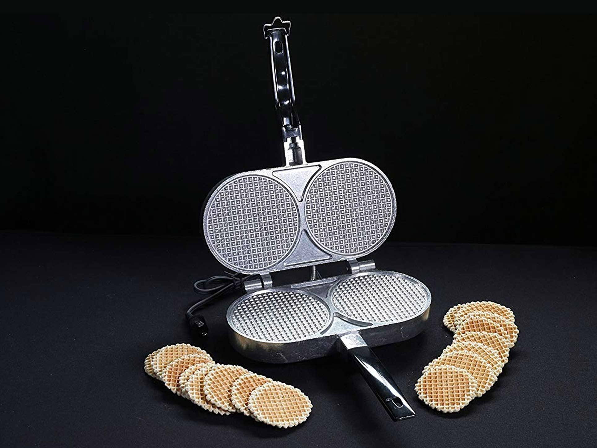 Palmer Electric Belgian Cookie Iron Thin
