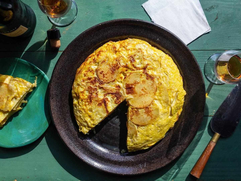 How to Make Spain's Tortilla Española