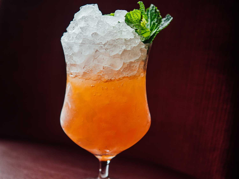 Junglee Bird Cocktail