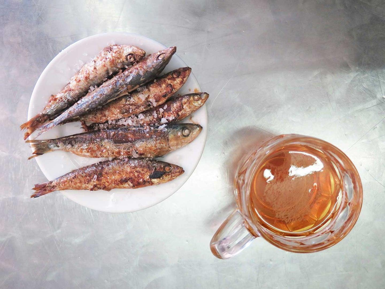 Dive-Bar Food Is Madrid's Best-Kept Secret