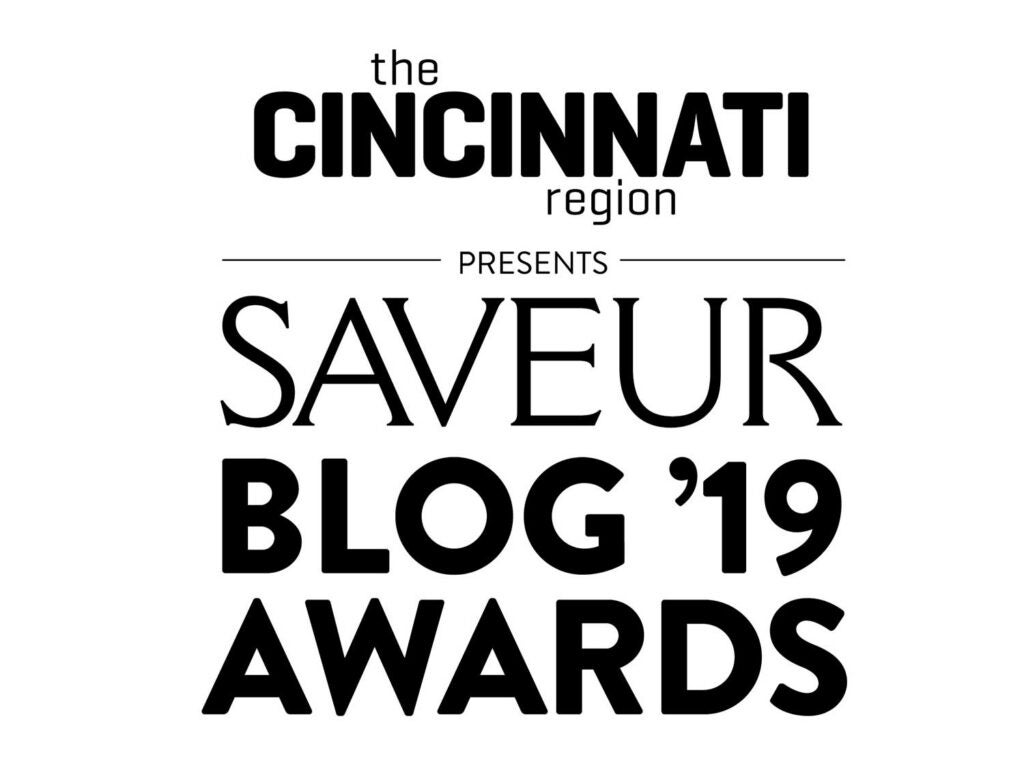 Saveur Blog Awards 2019 presented by Cincinnati