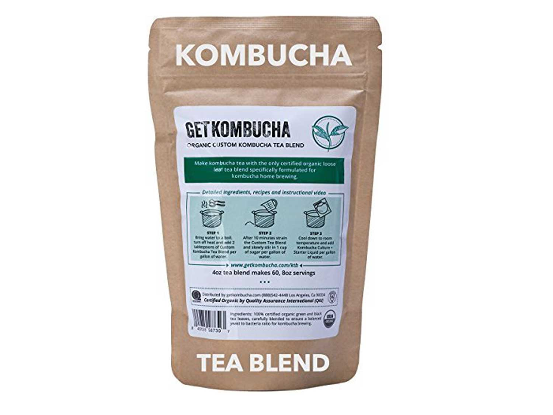 Get Kombucha Organic Tea Blend