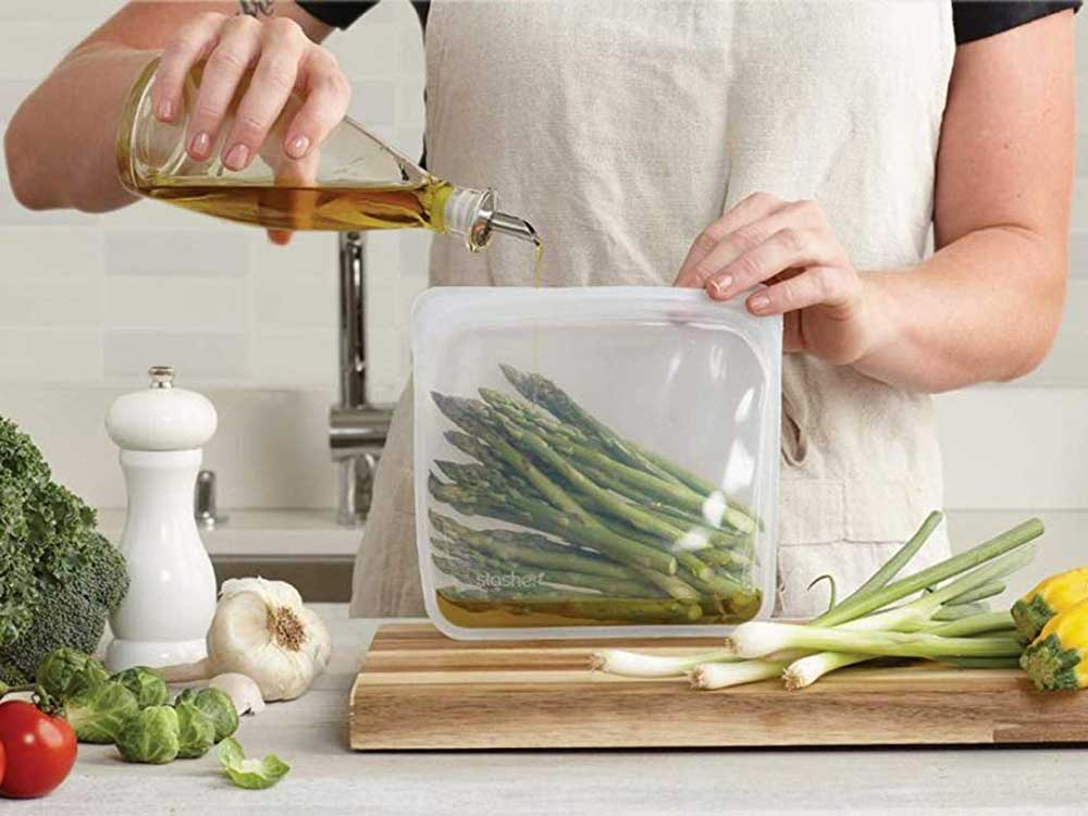 7 Smart Solutions For Keeping Your Food Fresher