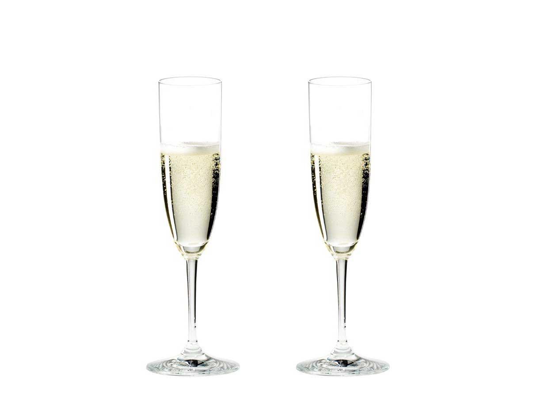 Riedel VINUM Champagne Glasses, Set of 2