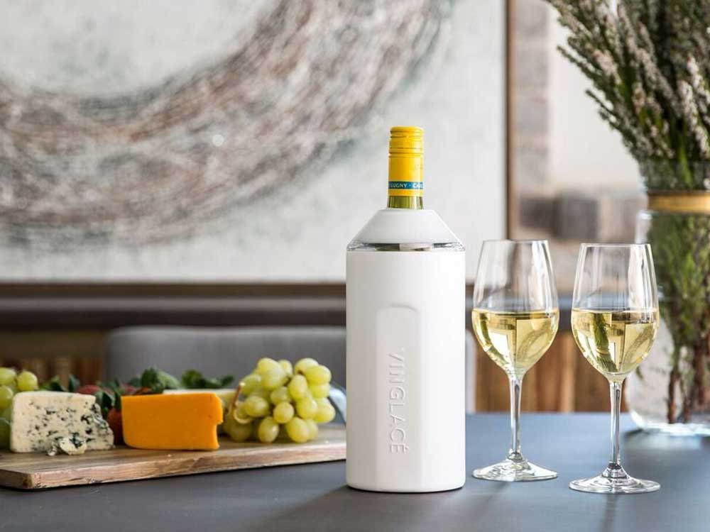 5 Tabletop Wine Chillers to Impress Your Guests