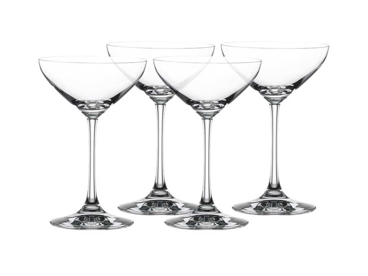 Spiegelau Dessert Liquor Glass Clear Set of 4