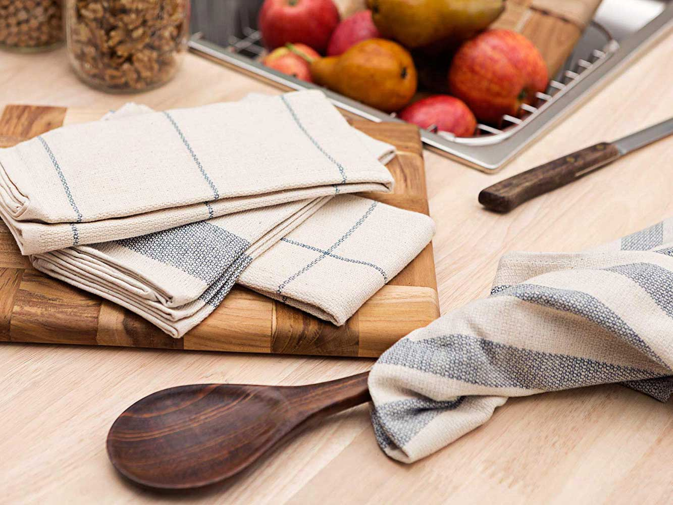 The Best Kitchen Towels Are Both Practical and Beautiful