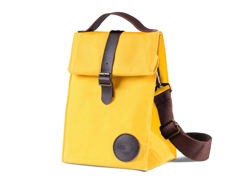 ASEBBO Canvas Lunch Bag