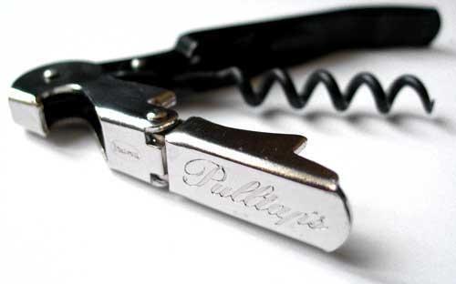 Pulltap's Double-Hinged Waiters Corkscrew