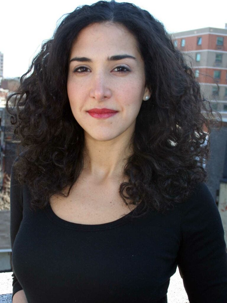 Author Alana Newhouse