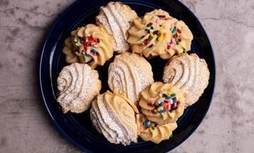 Kiddush Cookies