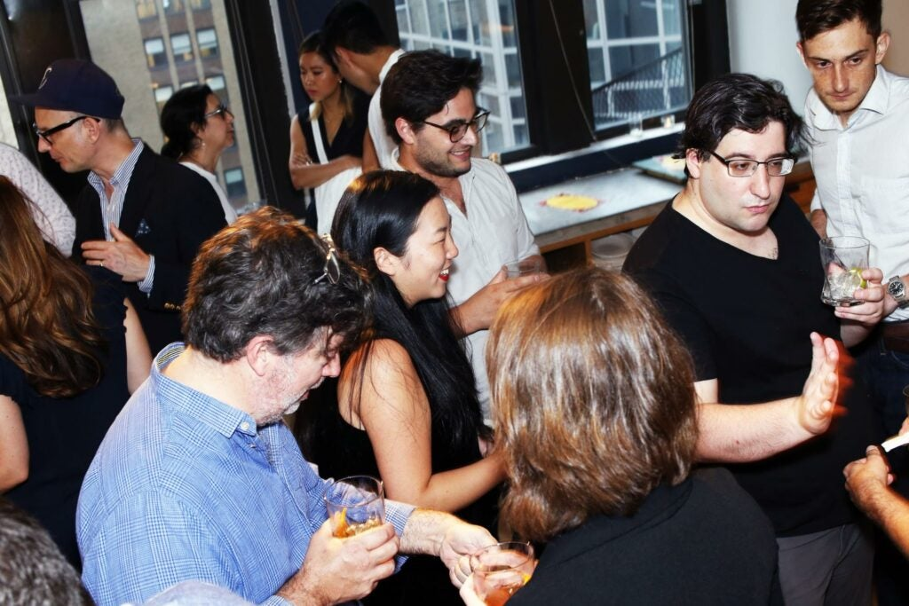 guests at the Brown in the South SAVEUR Supper