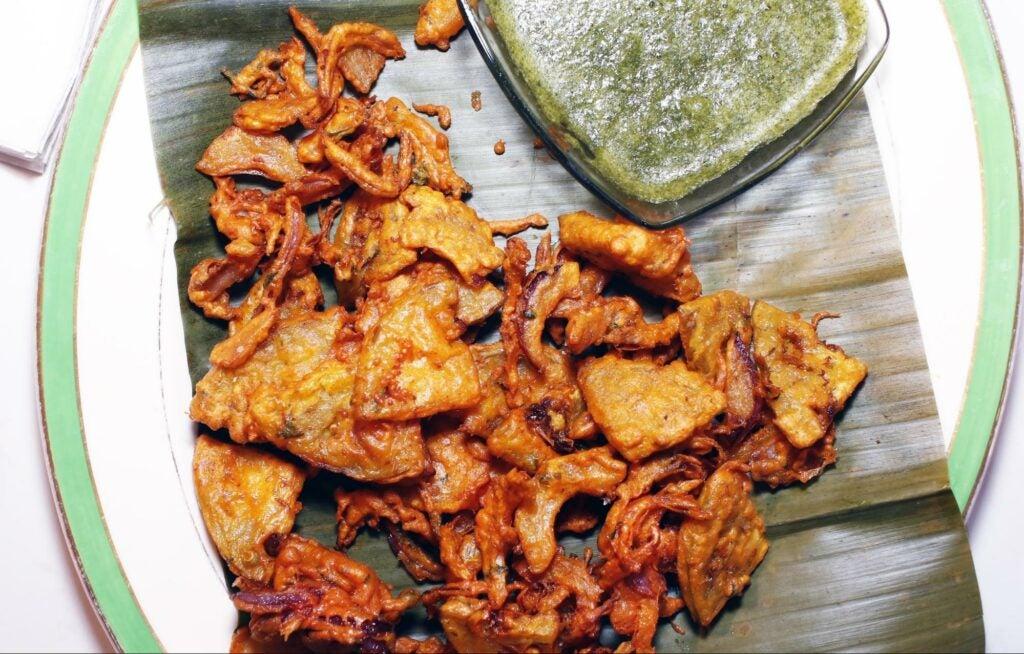Chef Meherwan Irani's fried green tomatoes