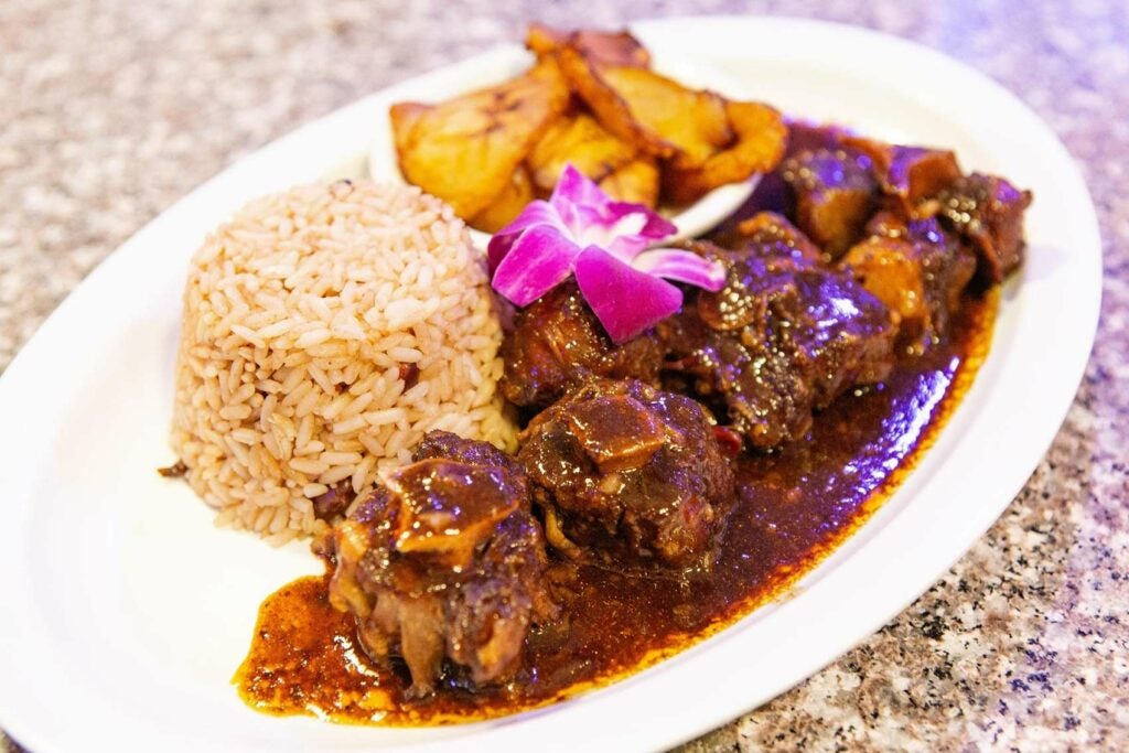 """""""Oxtail"""