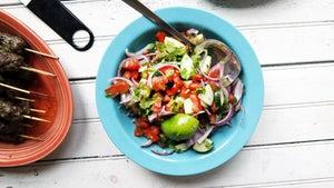 Indian Chopped Salad (Kachumber)