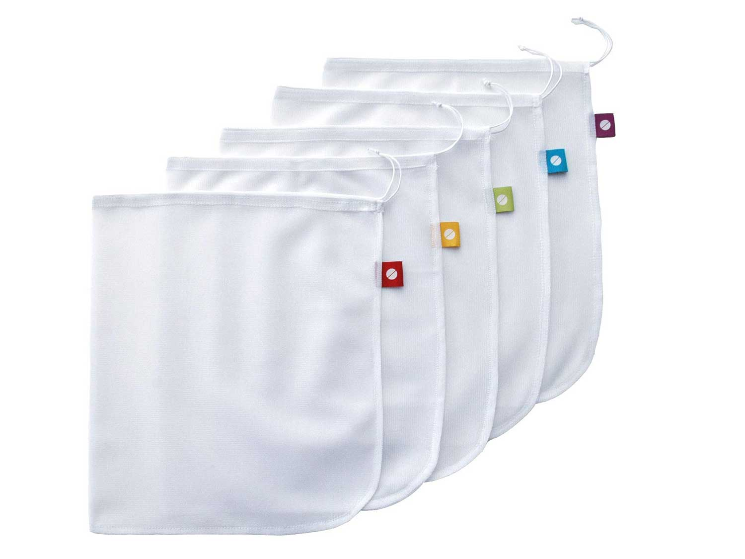 Flip and Tumble produce bags.