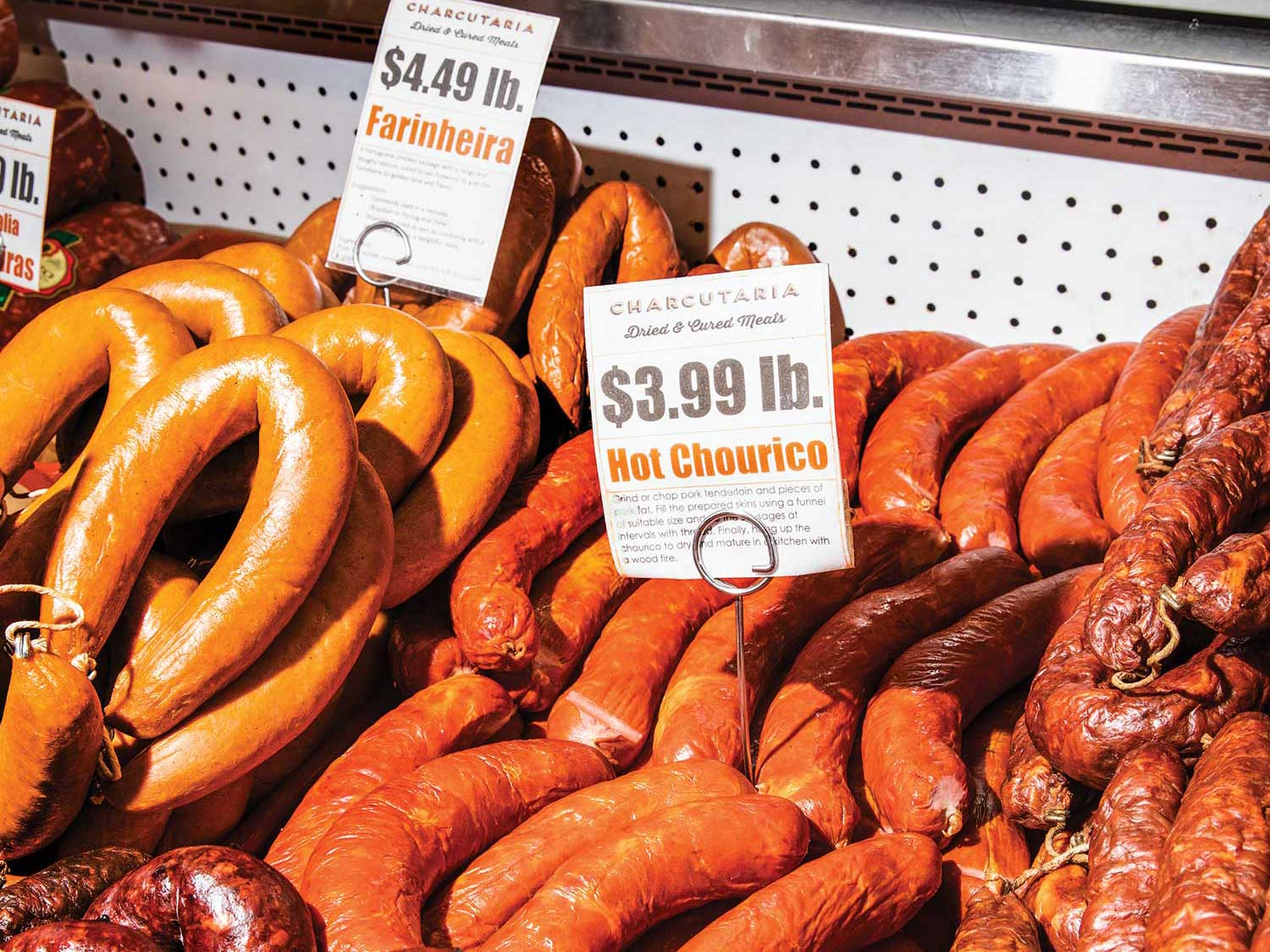 How America's Best Portuguese Market Ended Up in a Small Town in Massachusetts