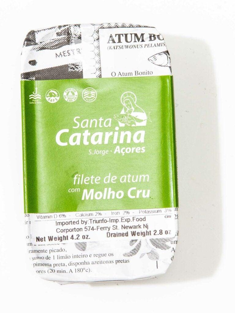 Santa Catarina tuna fillets
