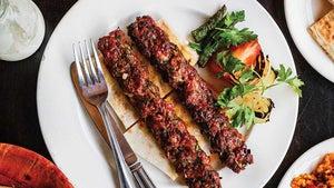 Turkish Ground Lamb Kebabs (Adana Kebabs)