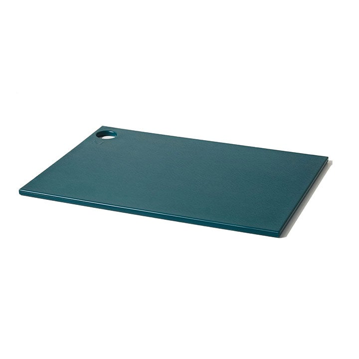 Recycled Plastic Cutting Board in Blue