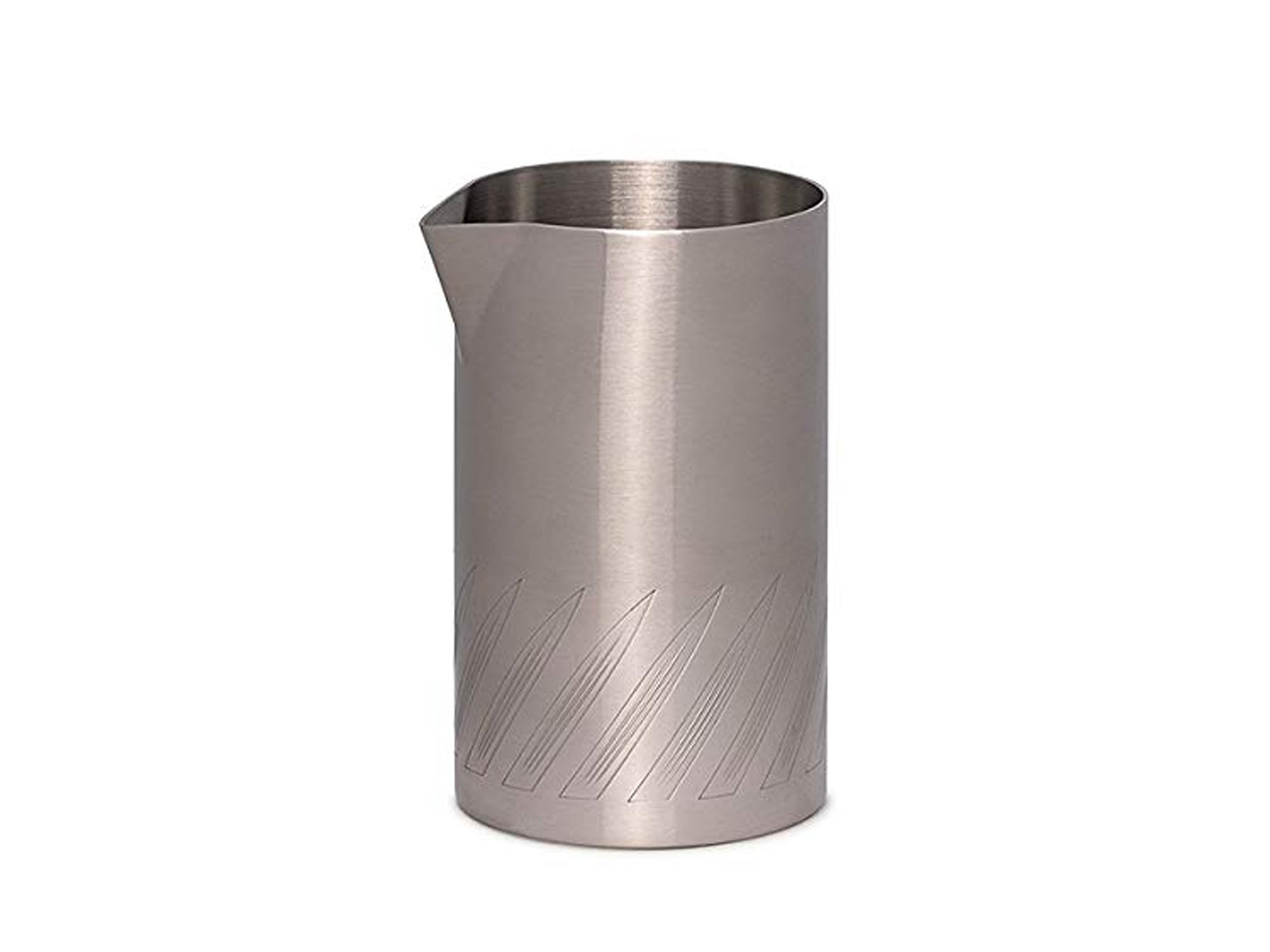 Cocktail Kingdom stainless steel cocktail mixing tin