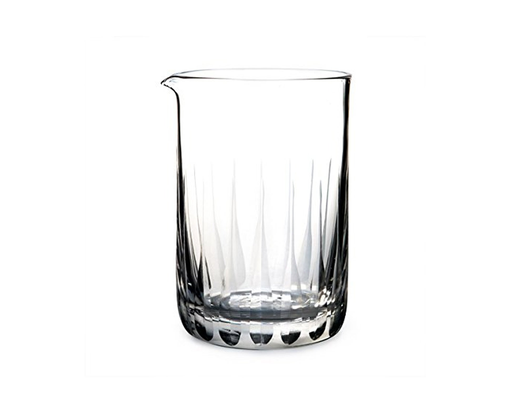 Cocktail Kingdom Seamless Paddle Mixing Glass