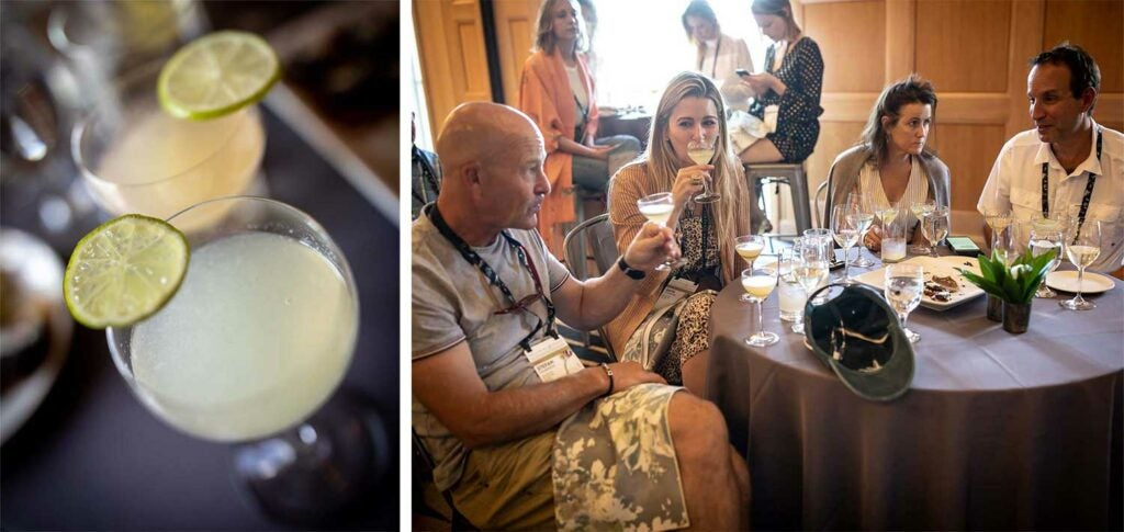 Telluride Reserve guests enjoy the Hemingway daiquiri, also known as the Doble Papa.