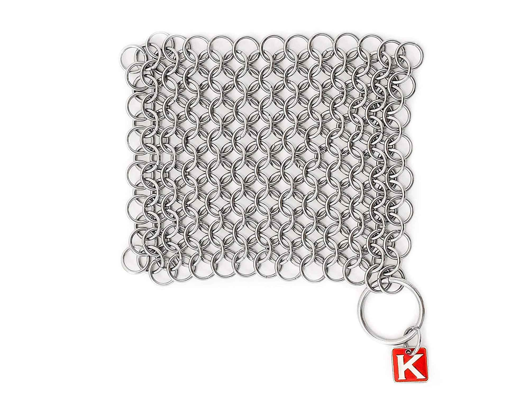 Knapp Chainmail Cast-Iron Scrubber