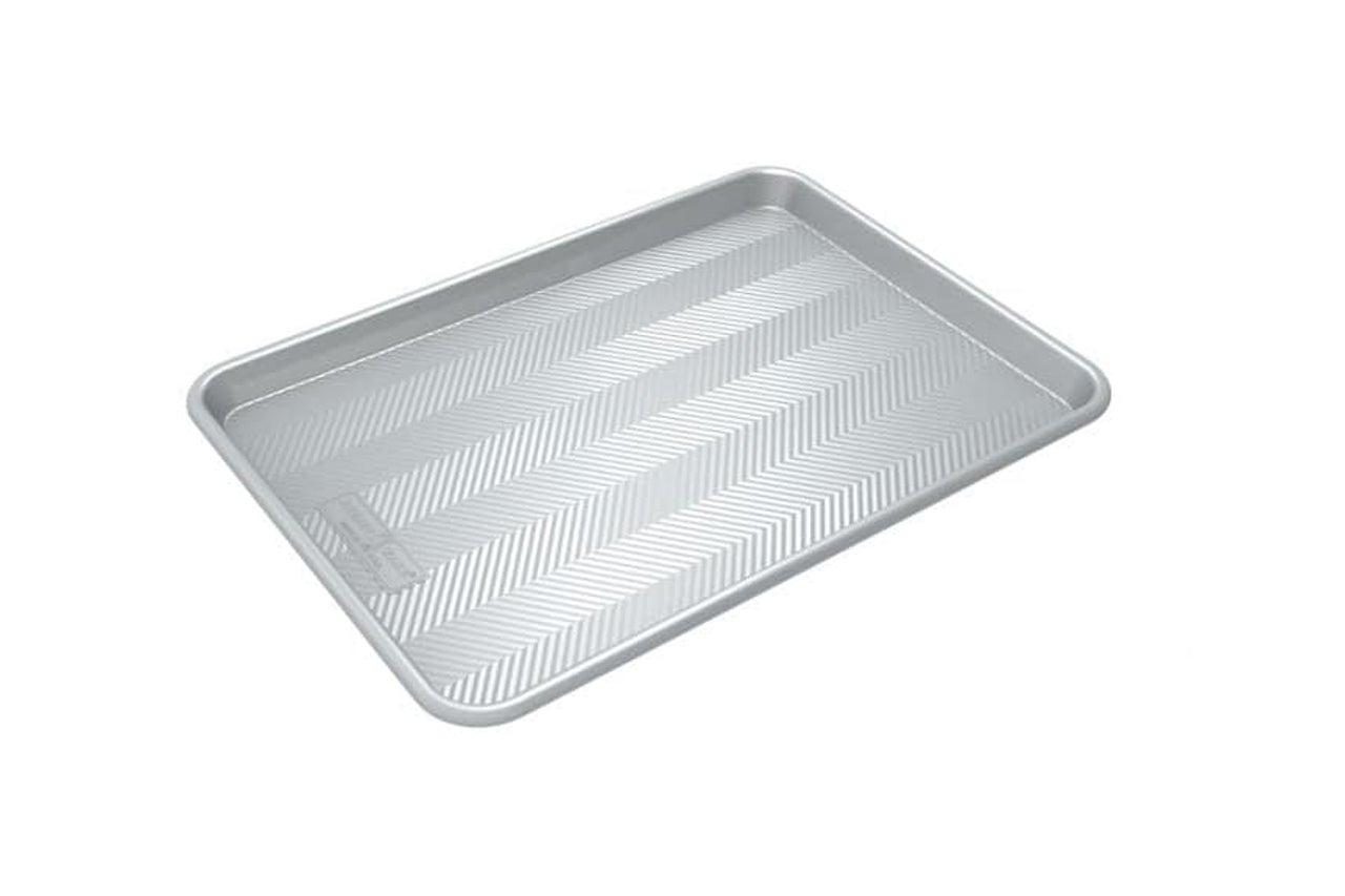 Nordic Ware Prism Half Sheet, Metallic
