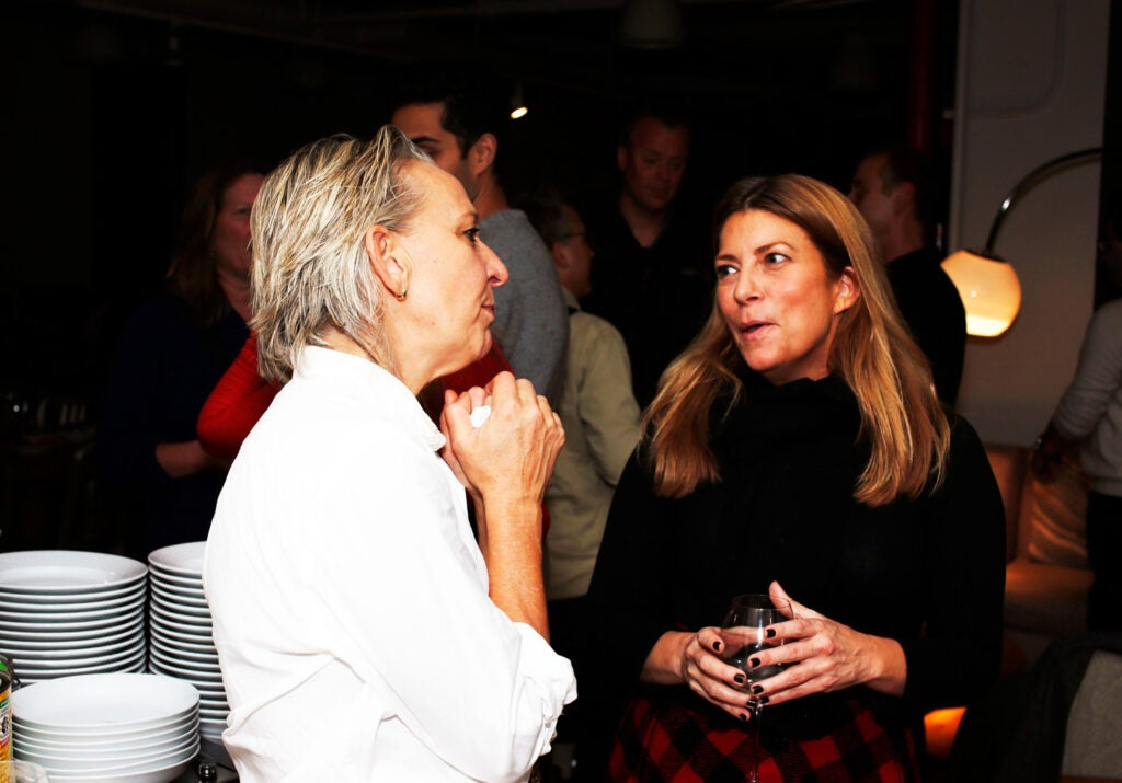 Chef Gabrielle Hamilton chats with SAVEUR Editor-in-Chief Sarah Gray Miller
