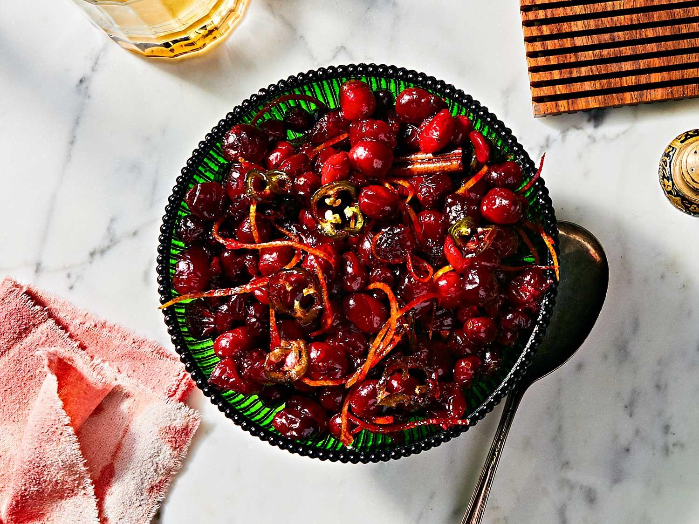 10 Ways to Make Better Cranberry Sauce