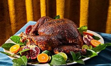 Jamaican Jerk Roast Turkey