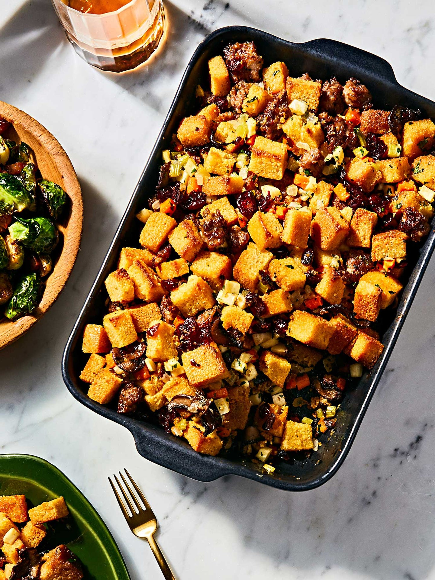 Our 7 Best Stuffing Recipes For Holiday Dinners