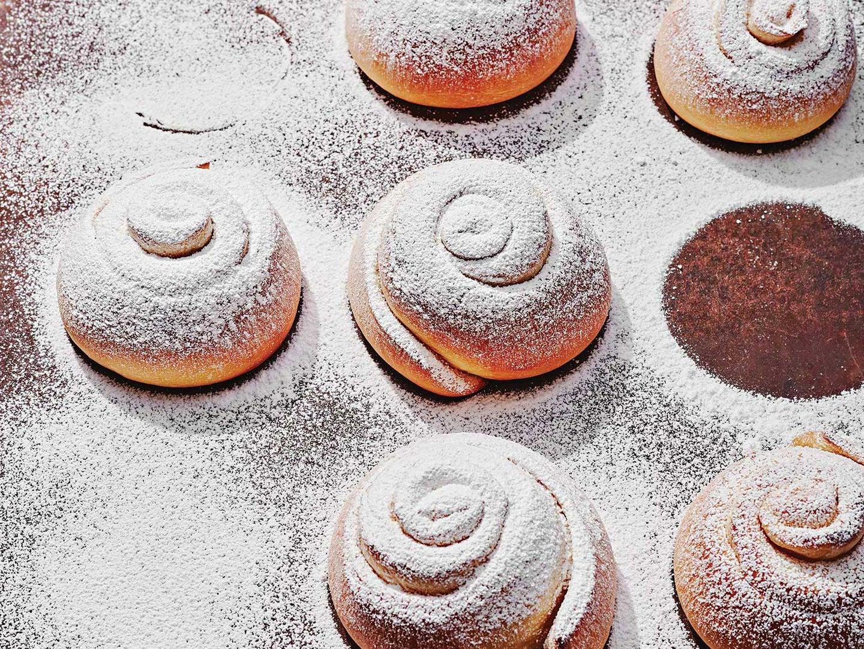 Mallorca Puerto Rican breakfast buns