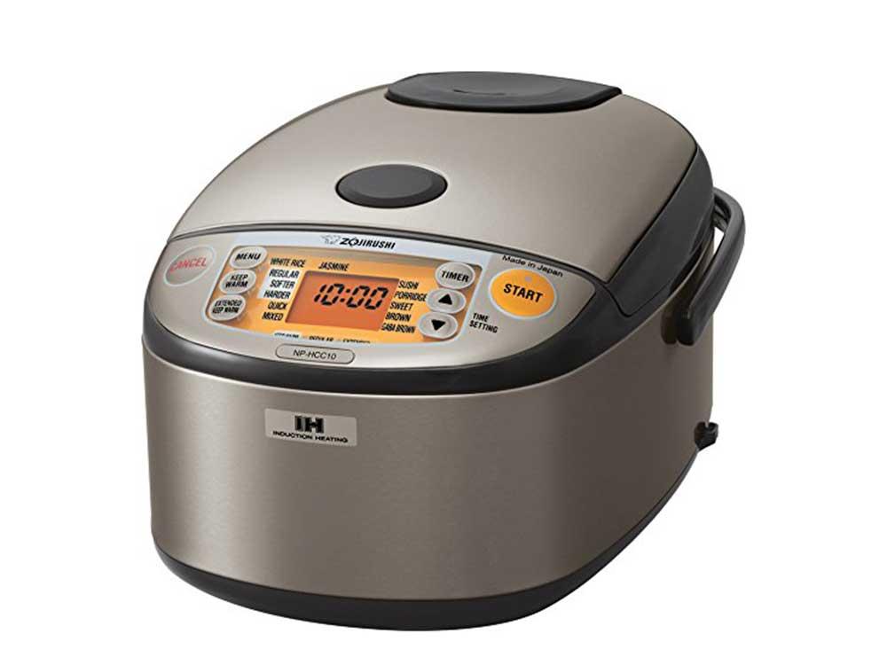 Zojirushi Pressure Rice Cooker and Warmer
