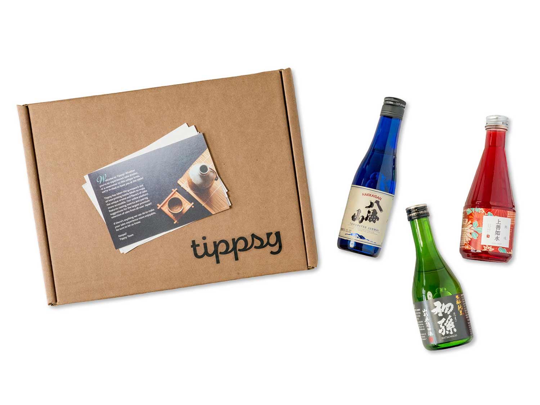 Tippsy Sake Box Subscription