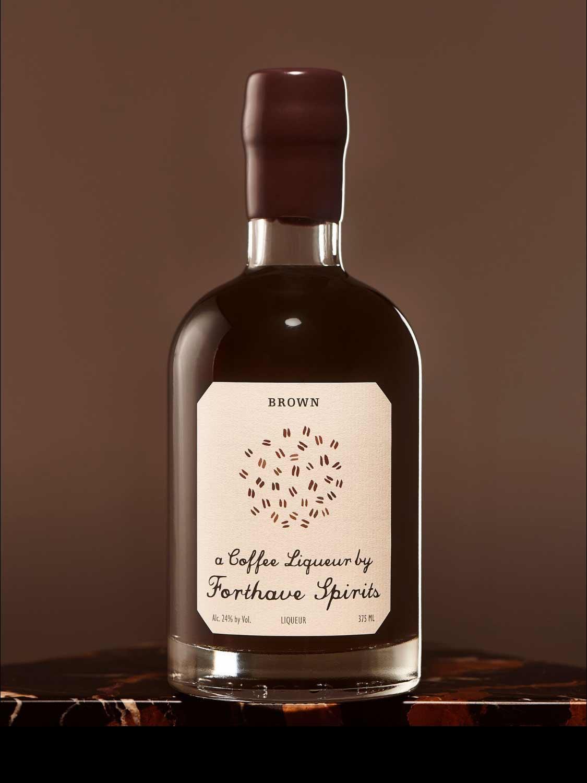 Forthave Spirits Brown Amaro