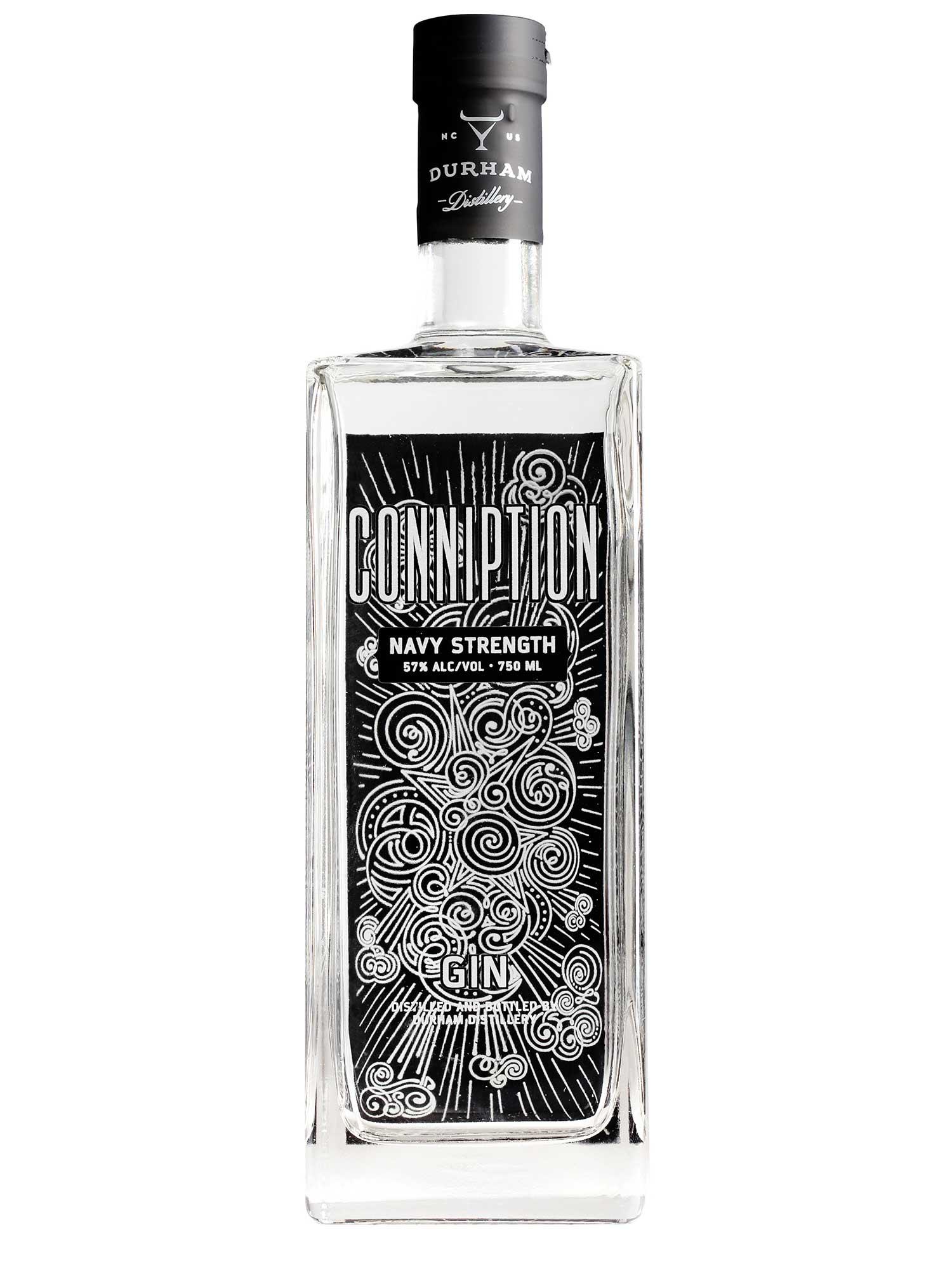 Durham Distillery Conniption Navy-Strength Gin