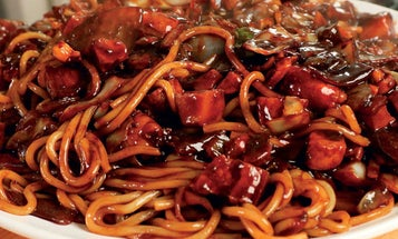 These Black Bean Noodles Are Korea's Most Popular Takeout Dish