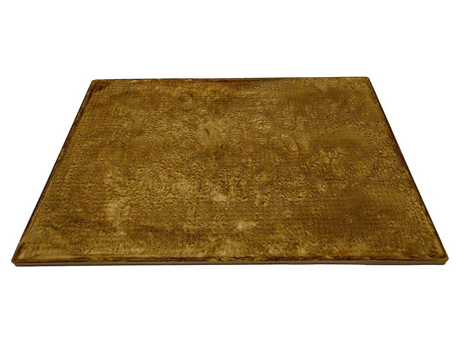 Bartender's Cocktail Metallic Bar Mat (Multiple Colors and Sizes)