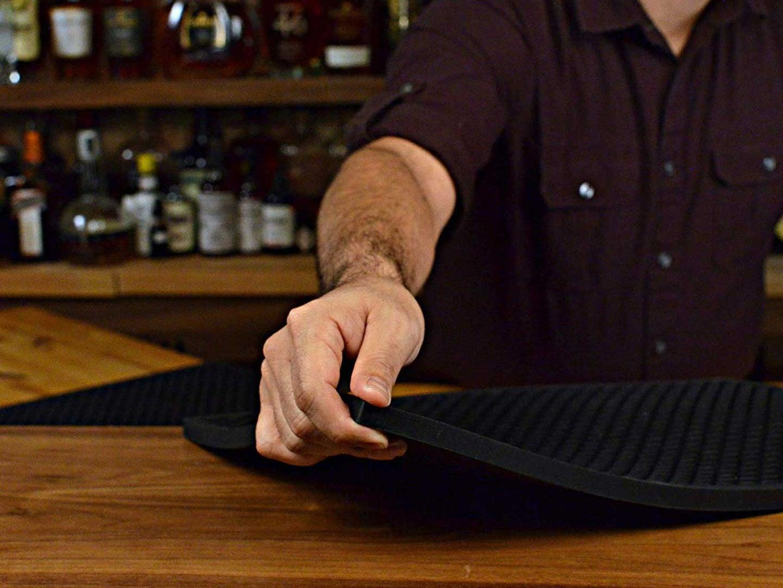Heavy Duty Silicone Bar Service Mat