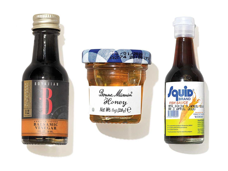 Pocket-Sized Condiments