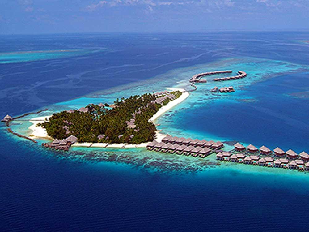 Coco Bodu Hithi, Maldives in North Malé Atoll, Maldives