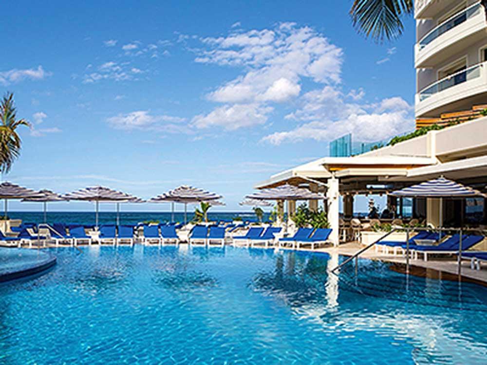 Condado Vanderbilt Hotel in San Juan, Puerto Rico, USA