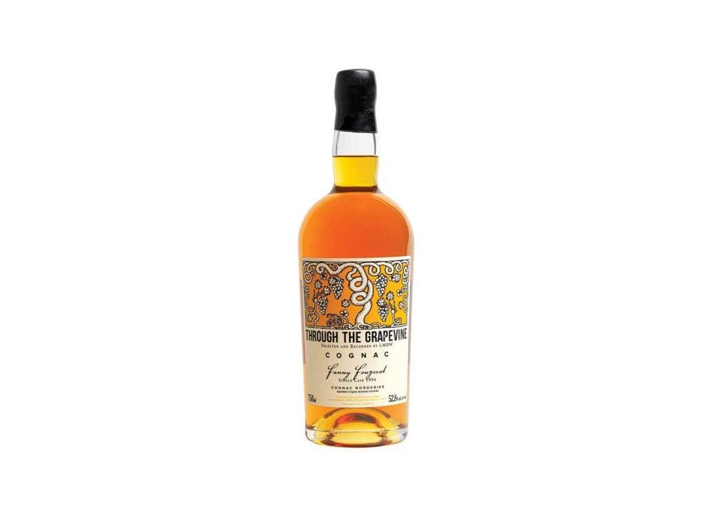 """""""Through the Grapevine"""" Fanny Fougerat Single Cask Cognac"""