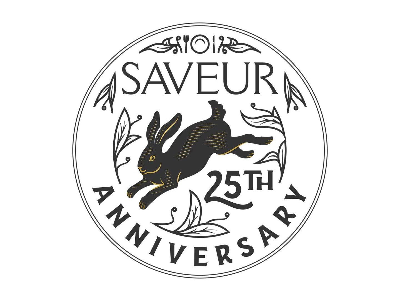 Saveur 25th Anniversary