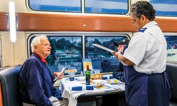 What We Lose When We Lose the Amtrak Dining Car