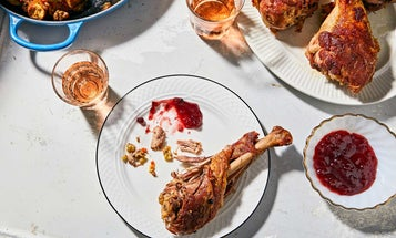 Hot Legs: Now's The Perfect Time To Make Turkey Confit